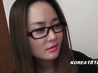 UPTIGHT韓國女孩戴眼鏡