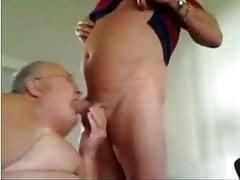 Grandpa give suck a penis | Porn-Update.com