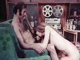 vintage 1970s danish Black Whooper cc79