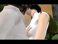 CG Tekken Jun Kazama sex video