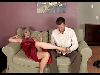 Matures Milfs Oldyoung video: She Come Back From Classy Dinner Horny