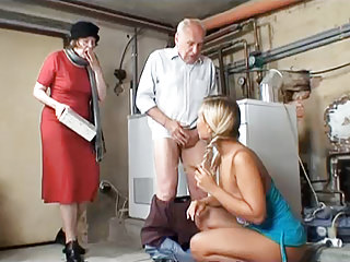 Teens Matures video: Joseph, What Are You Doing?!