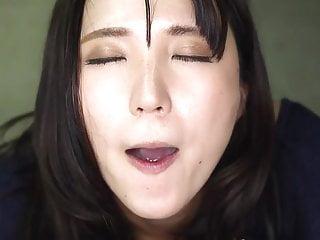 感性的日本人吮吸和吞咽