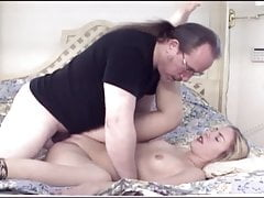 junge blonde Casting mit alten Ed