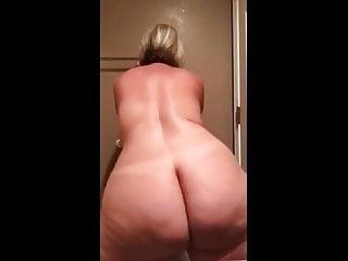 Bbw Big Tits Big Ass video: Pawg MILF Spread her Phat Ass