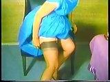 Vintage girl strip VCL0540