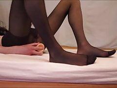 Masturbation mit Dildo