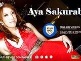 Aya Sakuraba treats her man with blowjob and dick riding