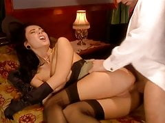 Anita Dark - extended train scene