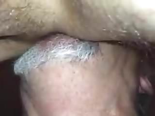 Tongue in My ass