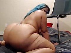 Gruba seksowna dupeczka 2