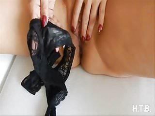 panty stuffing.   H.T.B.