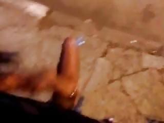 Masturbation Shemale Outdoor Shemale video: Public Masturbation on street