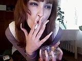 Long Nails and Smoking