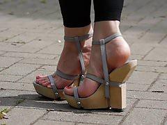 Feet 007 - Cunei di legno