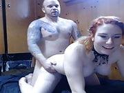 Redhead Teen Fucked On Webcam