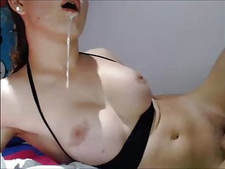Solo Shemale Webcam Shemale Big Cock Shemale video: Shemale Cumshot