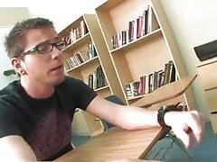 Teacher helps student pass