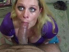 Ness-POV Blowjob Queen # 24