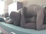 BBW ebony sexfriend spycam