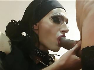 Hd Videos Miss Florance Shemale Big Cock Shemale video: Transvestite blowing pov