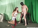Balls and Cock Whipping