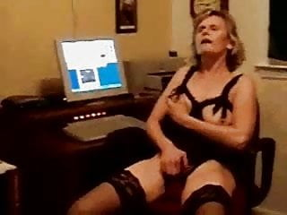 Mature Compilation Granny vid: My Wife Self Filmed and Not