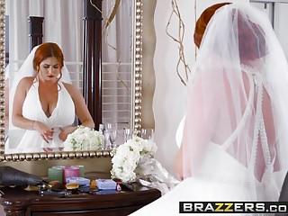 Brazzers - Brazzers Exxtra - Dirty Bride scene starring Lenn