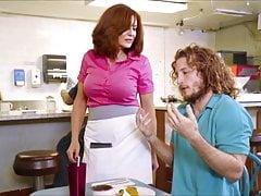 Xxxjox Andy James Cougar Waitress