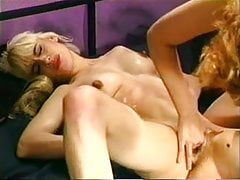 Lesbians milking each other, HOT