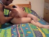 Amateur Father and NOT Daughter (Creampie)