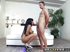 Brazzers - Baby Got Boobs - Luna Star Keiran Lee - The Futur
