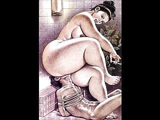Face Sitting Femdom Humilation video: Namio Harukawa ARTWORKS best of