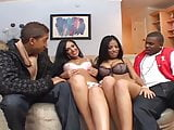 2 Sluts in a Threesome with BBC
