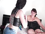 Vanessa Loli submitted to Maitresse Syrial