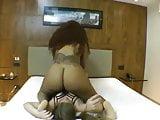 Carioca Big Butt Facesitting