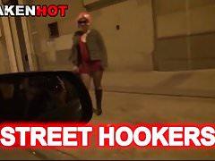 Montse Swinger in un video di x Street Hookers of Krakenhot