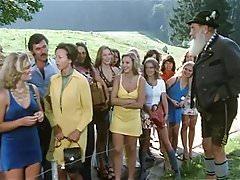 1974 Porno tedesco classico con straordinaria bellezza - audio russo
