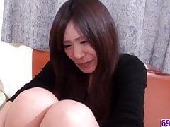 Yukari arbeitet viel an ihrem Schwanz - Mehr auf 69avs.com