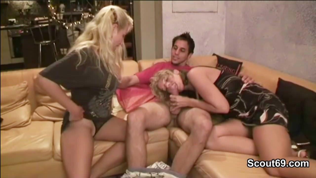 Секс в саун по домашьому