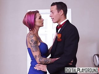 Cumshots Amateur Handjobs video: DigitalPlayground - Wedding Belles