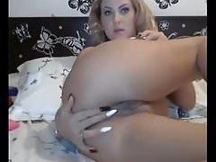 Chica caliente y desnuda