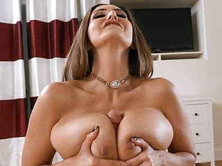 MILF Titty Fucks Lucky Teen