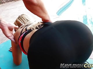 Guy Fucks Shemale Shemale Hd Videos Big Cock Shemale video: Athletic Kayleigh Coxx penetrated and hunks facial