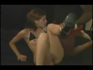 Gangbang Cuckold Black video: 3 Black Bulls Breed Young White Trailer Trash