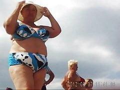 Russisch am Strand reifen! Amateur versteckte Kamera!