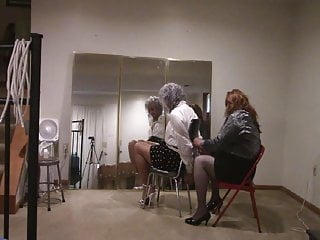 Amateur Shemale Bdsm Shemale Ladyboy Shemale video: Ronni Bound Gagged & Bagged....6-29-2019