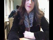 Petit jeu d'exhibe en webcam