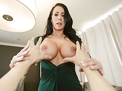 Mylf - Torrid Step-mom Lets Me Take Hold Of Her Tits