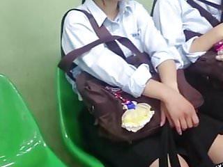 日本女學生Upskirts 1